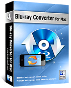 Blu-ray Converter for Mac Box