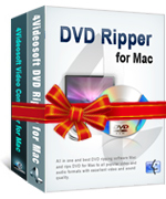 DVD Converter Pack for Mac Box