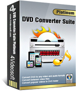 DVD Converter Suite Platinum Box