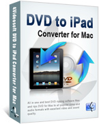 DVD to iPad Converter for Mac Box