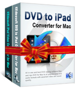 DVD to iPad Suite for Mac Box