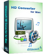HD Converter for Mac Box