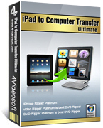 iPad to Computer Transfer Ultimate Box
