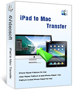 iPad to Mac Transfer Box