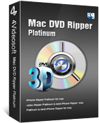 Mac DVD Ripper Platinum Box
