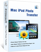 Mac iPad Photo Transfer Box