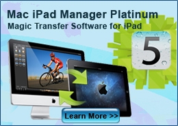 Mac iPad Manager Platinum