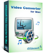Video Converter for Mac Box