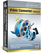 Video Converter Platinum Box